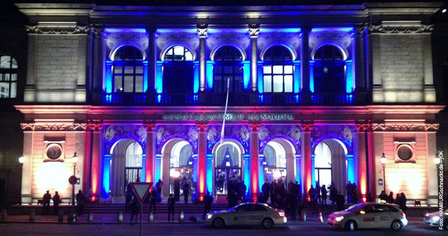 Handelskammer Hamburg – glänzend im Jubiläumsjahr