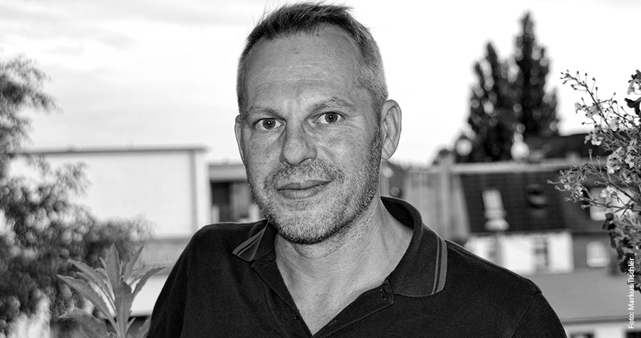 "Andreas Lier: ""Fotografieren war immer Teil meines Lebens."""