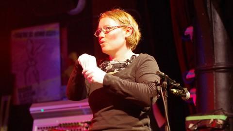 Gebärdenchor: Die mit den Händen singen