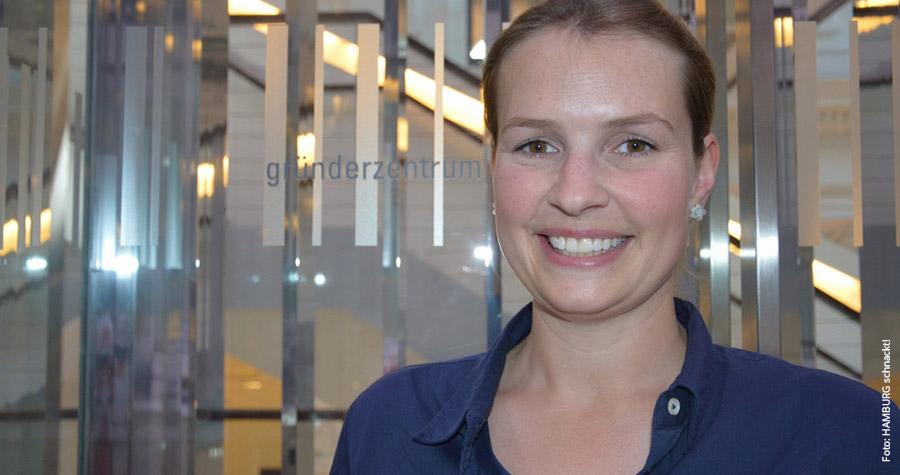 """Behördenlotse Johanna Adelmann: """"Für unsere Kunden so unbürokratisch wie möglich"""""""