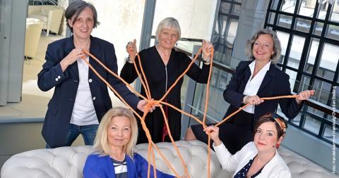 Hamburger Unternehmerinnentag: Networking pur