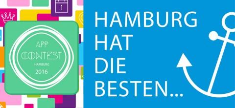 Hamburg sucht die besten Apps der Stadt