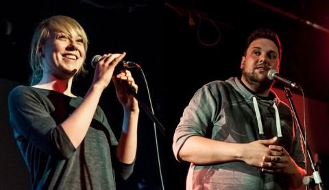 Hansepoesie bringt Poetry Slam auf die Bühne