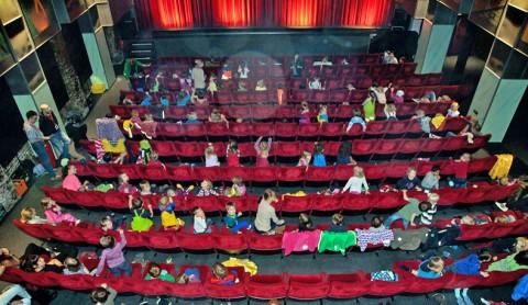 Mit einem eigenen Film zum Festival