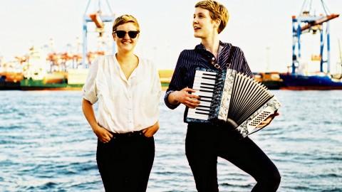 Seefrauenmusik: Franz Albers und Käpt'n Kruse