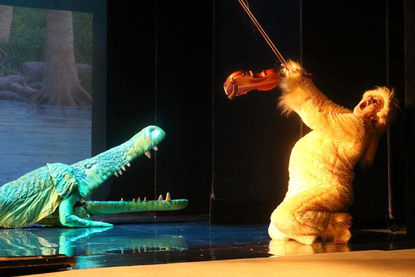 Theater für Kinder: Kleiner Bodo was spielst du? (Joachim Flügel)