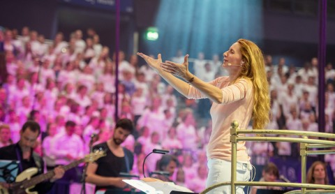 1.500 Hamburger singen: Luther – ein Pop-Oratorium