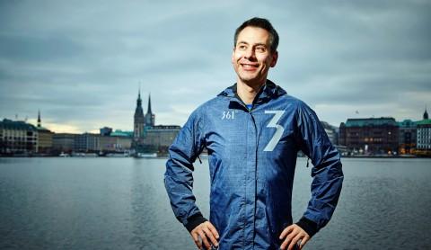 Kai Markus: läuft von Hamburg nach Shanghai