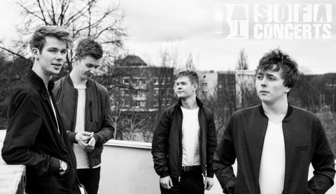 ROAST APPLE: 4 junge Hamburger Talente starten durch