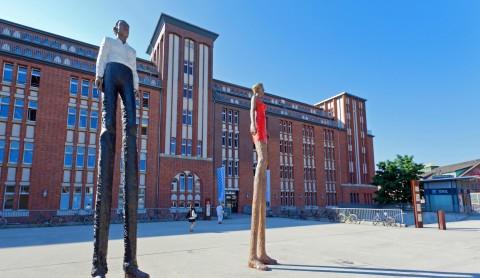 Bücherhallen: Kunst und Kultur in der Bibliothek