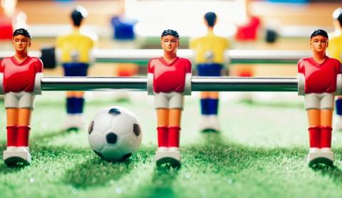 Kickern auf Kampnagel: Tischfußball-WM 2017