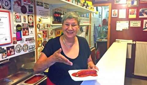 Kitty´s Best: Currywurst vom Feinsten!