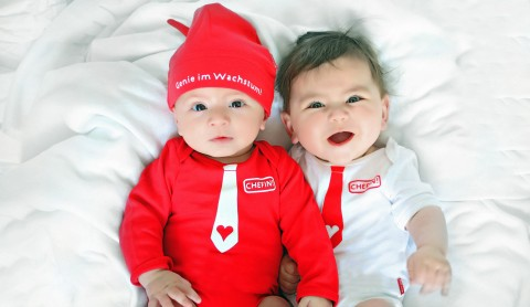 Made with Love: Schicke und lebensrettende Babysachen