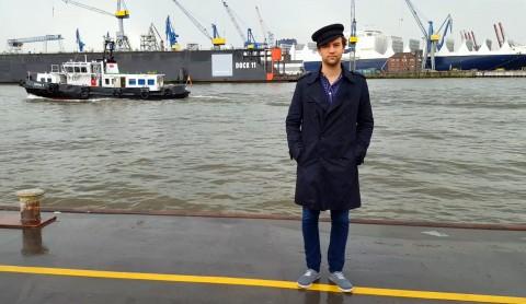 """Neues Video """"Ich bin in Hamburg"""" beschwingt"""