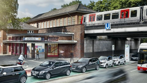 Hochbahn Hamburg: Tradition trifft Smart City