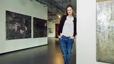 Kunst im Blut, Hamburg im Herzen: Jenny Falckenberg