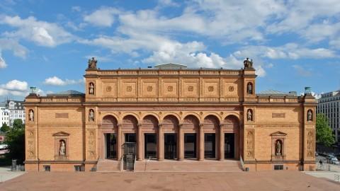 Hamburger Kunsthalle: Art and Cube