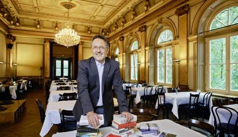 Mein Hamburg: Rainer Moritz