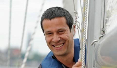 Ein Hamburger für Klima und Meer: Frank Schweikert