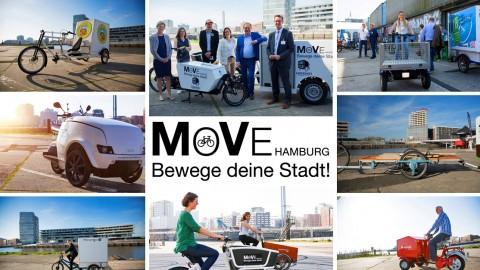 MOVE Hamburg: Betriebliche Mobilität neu denken