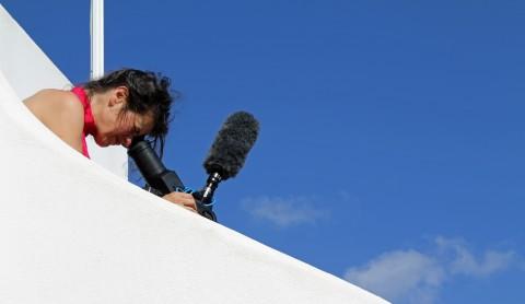 Nathalie David: Filmemacherin und Fotografin