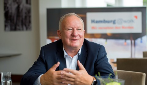 Mein Hamburg: Uwe Jens Neumann