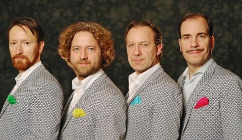 Kaiser Quartett: gekrönte Klassik-Arrangements