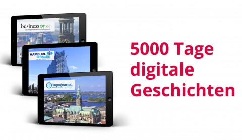 5000 Tage digitale Geschichten
