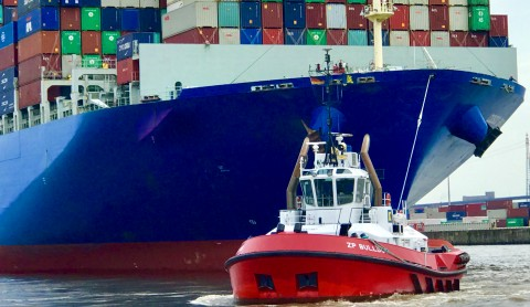 Bugsierer 2019 – Ausgezeichnet an der Elbe