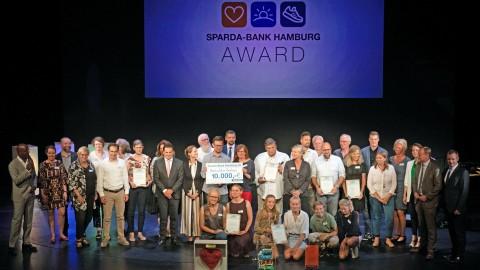 Sparda-Bank Award – Ehrenamt ehren