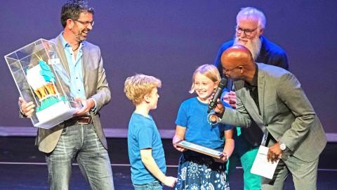 Sparda-Bank Award: große Bühne für große Hilfe