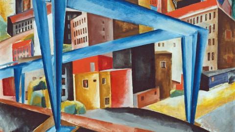 Die Stadt erinnert an die Hamburgische Sezession