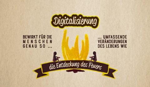 Digitalisierung: Anschluss behalten!