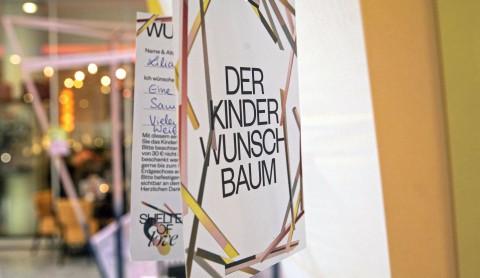 """Kinderwunschbaum und """"Shelter of Love"""" im stilwerk"""