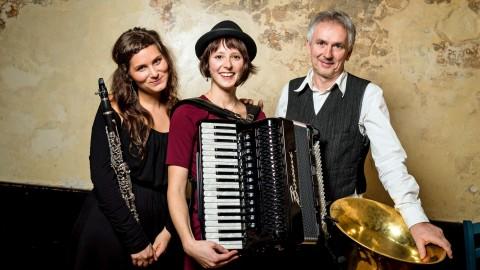 Trio Picon: Worldtango und mehr