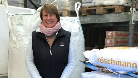PATEN statt WARTEN: Landhandel Röschmann versorgt Arche