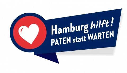Hamburg hilft: Aktion PATEN statt WARTEN