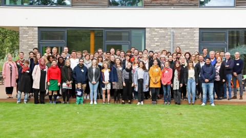 PATEN statt WARTEN: Stiftung aktiviert 500.000 Euro