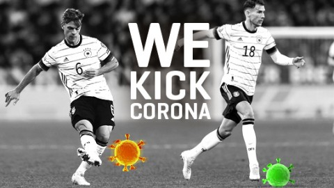 PATEN statt WARTEN: Volksbank unterstützt #WeKickCorona