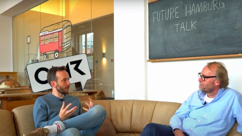 "Neue Video-Reihe: ""Future Hamburg Talk"""