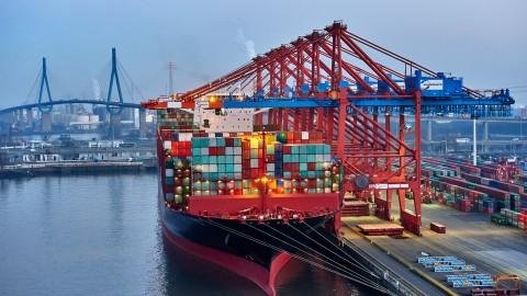 Drehscheibe des Handels mit Asien