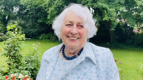 Die Grande Dame der Unternehmerinnen wurde 90