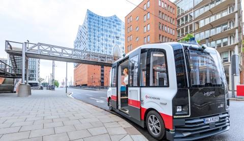Die mobile Stadt von morgen